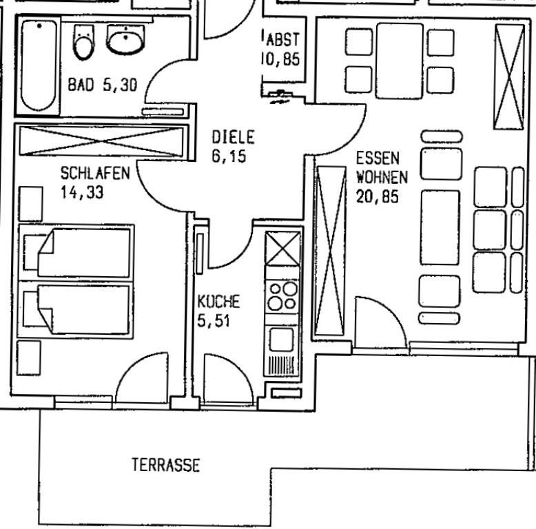 Nutzung Gemeinschaftseigentum Garten: Bolsinger Immobilien